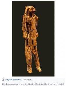 lion man, 35 000 BC